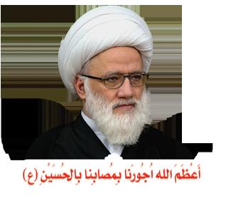 المرجع الديني الشيخ محمد اليعقوبي(دام ظله)
